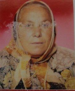 Türkali'de Aysel Toplutepe Hayatını Kaybetti