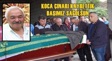 Mustafa Yalçın Ebediyete Uğurlandı (görüntülü)