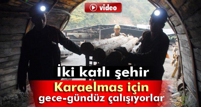 """İKİ KATLI ŞEHİR"" ZONGULDAK"