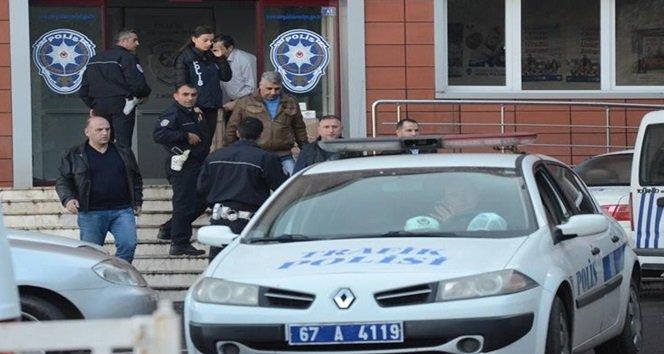 ZONGULDAK'TA 2 POLİS MEMURU GÖZALTINA ALINDI
