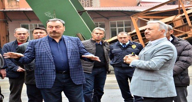 MADEN KAZALARINA KARŞI 'REFLEKS PLANI'