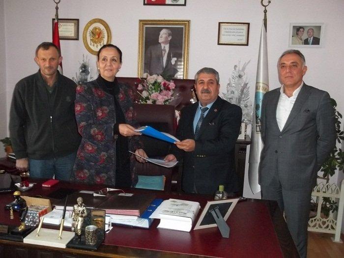 Saltukova Belediyesi Toplu Sözleşme İmzaladı