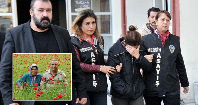 Anne-babasını öldüren hemşire tutuklandı