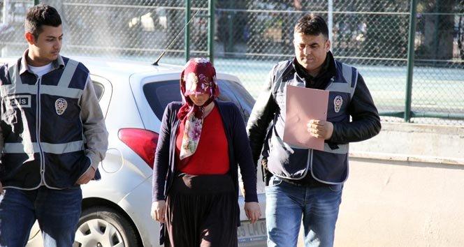 Kasa hırsızlığından aranan kadın yakalandı