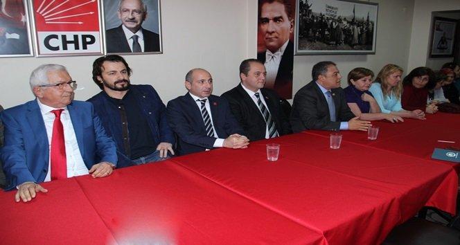 CHP PM ÜYELERİ, EREĞLİ BELEDİYESİ'NİN GERİ ALMALARINI İSTEDİ