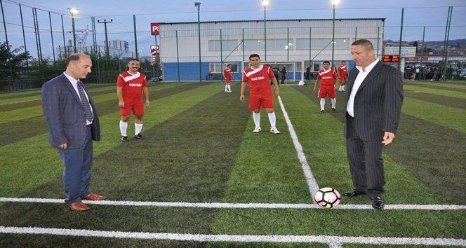 Kdz. Ereğli Belediyesi futbol turnuvası düzenledi