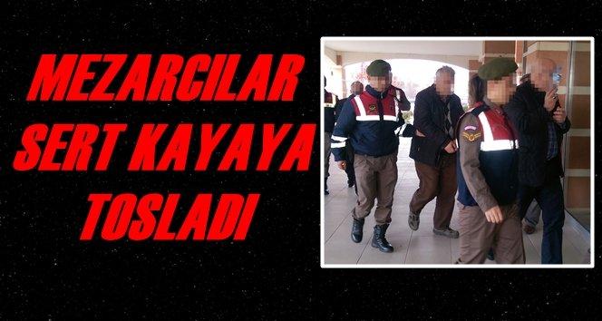 Kaçak Kazı Operasyonuna Jandarma Darbesi