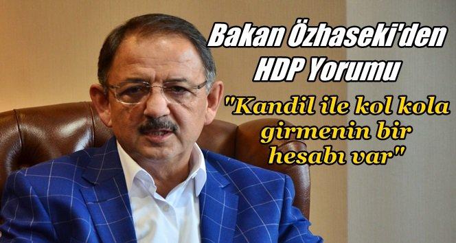 Özhaseki Zonguldak'tan HDP'ye Mesaj Gönderdi