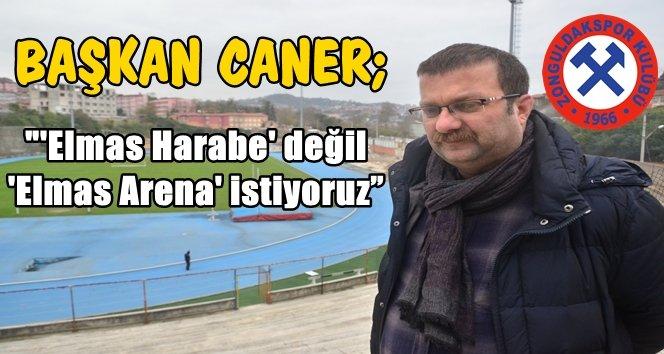 Zonguldakspor Taraftarı Stat Çilesi Çekiyor