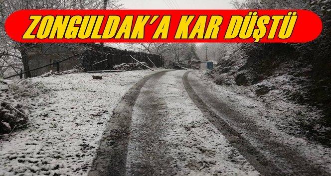 kar kış Geri Geldi.!