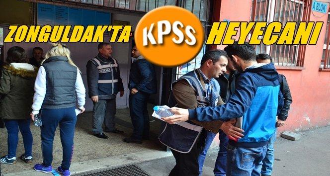 KPSS'de Heyecan…
