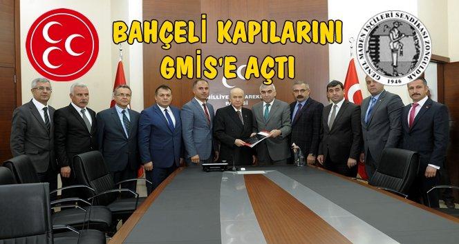 GMİS Bahçeli'ye Zonguldak'ı Aktardı