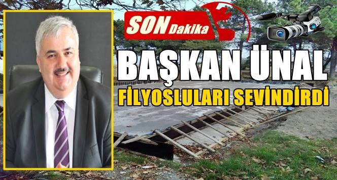 """Başkan Ünal; """"Filyos Karadeniz'in Kabuğudur"""""""