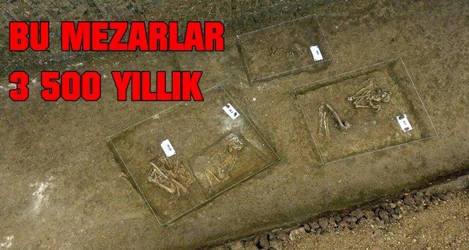 Kastamonu'da 24 İnsan Mezarı Bulundu
