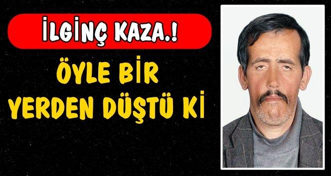 Kastamonu'da Öldüren Kaza.!