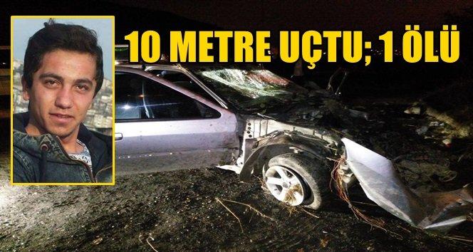Karabük'te 18 Yaşındaki Genç Trafik Kurbanı Oldu