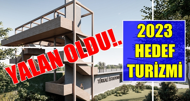 Türkali köyü sahil projesi suya gömüldü!