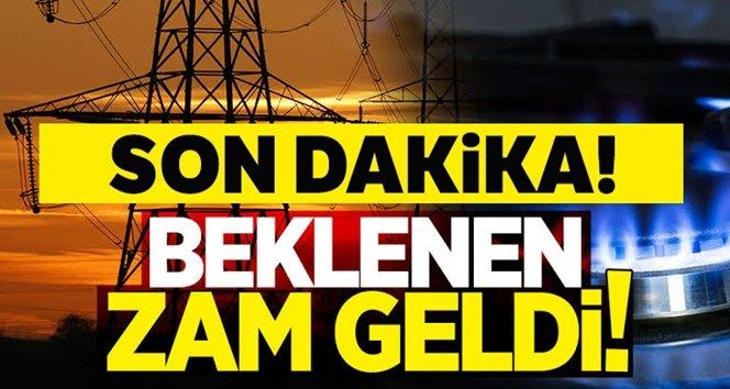Elektriğe yüzde 14.90 zam!.