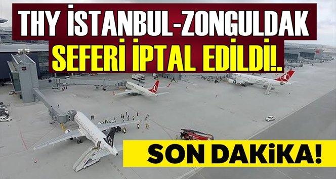 THY uçuşu iptal etti, yolcular yine mağdur oldu!.