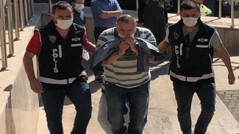 Yunanistan'a kaçmaya çalışırken yakalanan FETÖ firarisi Zonguldak'ta adliyeye sevk edildi