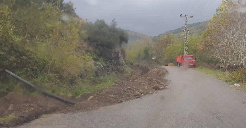 Zonguldak Türkali Köyü