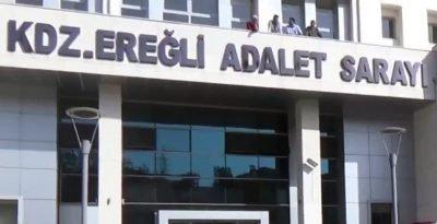 Zonguldak'ta amcasını öldüren  sanığa muhabbet hapis cezası veridi.