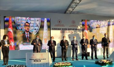 Zonguldak Karaelmas Maden Şehitleri Müzesi Açıldı