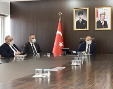 Vali Mustafa Tutulmaz, düzenlenen halk gününde  vatandaşlarla bir araya geldi.
