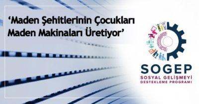 Zonguldak'ta maden şehitlerinin çocuklarına meslek eğitimi verilecek