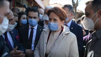 Akşener: Siz Meral Akşener'den PKK'ya yandaş beklerseniz zaten ben bu işi bırakıp gideyim