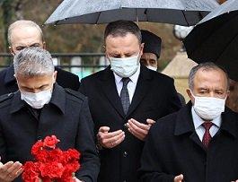Zonguldak'ta Şehitlerimizin Kabirleri Ziyaret Edildi