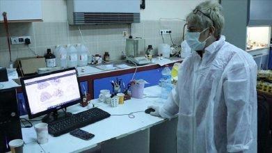 Zonguldak BEÜ'de Kovid-19'un vücutta çoğalmasını engelleyen etken madde geliştirildi