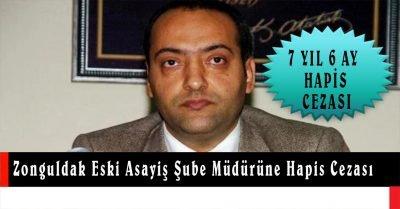 Zonguldak'ta FETÖ davasında yargılanan eski asayiş şube müdürüne 7 yıl 6 ay hapis