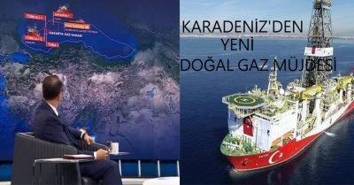 Bakan Dönmez Haziran ayını işaret etti. Karadeniz'den yeni doğal gaz müjdesi.