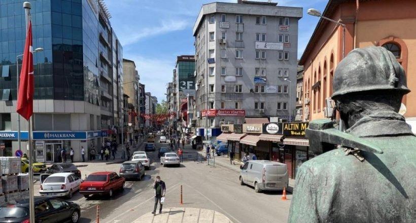 Zonguldak en çok vaka düşüşü yaşanan şehir oldu