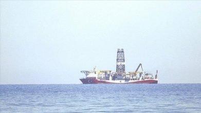 Fatih gemisi yeni tespit kuyusu Türkali-3'te sondaja başladı