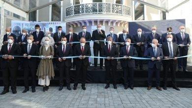 Avrupa'nın En Yüksek Kapasiteli Maske Fabrikası Zonguldak'ta Açıldı