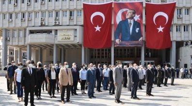 Atatürk'ün Zonguldak'a gelişinin 90'ncı yılı kutlandı.