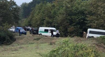 Zonguldak'ta kayıp genç, silahla öldürülmüş halde bulundu.