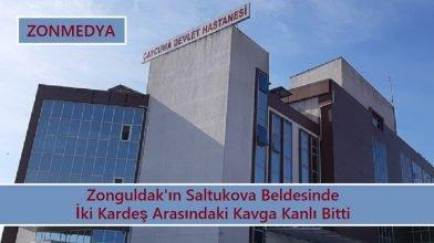 Zonguldak'ın Saltukova Beldesi'nde abisini ve yengesini vuran kişi gözaltına alındı.