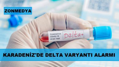 Karadeniz'de Delta varyantı alarmı!