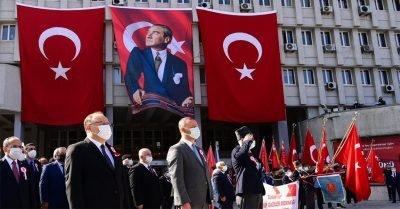 Zonguldak'ta 19 Eylül Gaziler Günü, Düzenlenen Törenlerle Kutlandı